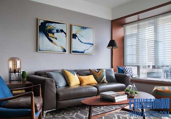 装修墙面色彩搭配方案,色盲都能搭出漂亮的房子