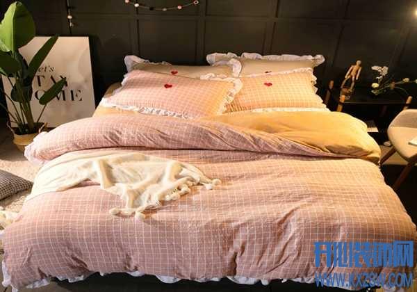 每晚的深度睡眠,都离不开一个漂亮的床品设计啊
