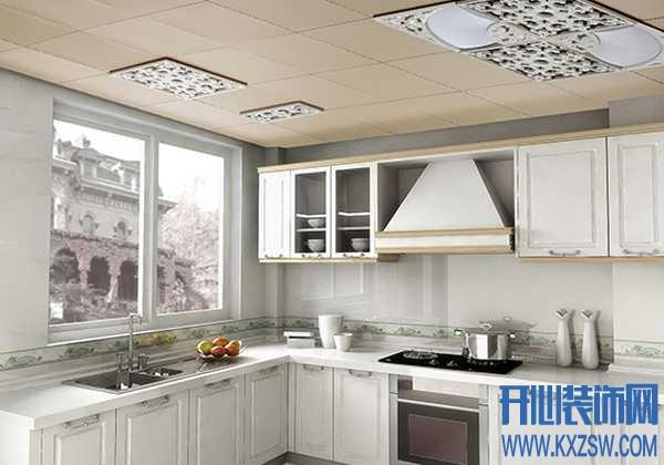 铝扣板吊顶安装方法教学,铝扣板吊顶安装图解
