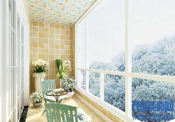 选铝合金窗户,配上正确安装方法,才能打造防风防雨的窗户