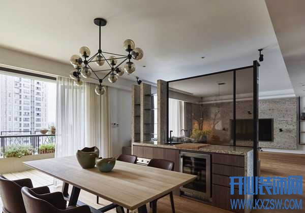 霸道总裁专属家宅空间,令人荷尔蒙激增的家装设计案例赏析