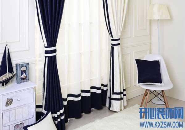 地中海卧室窗帘要如何搭配?缔造浪漫海边风味的软装设计