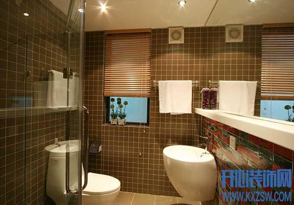 冬日沐浴暖洋洋,夏季洗澡凉丝丝,卫浴间内温度控制很重要