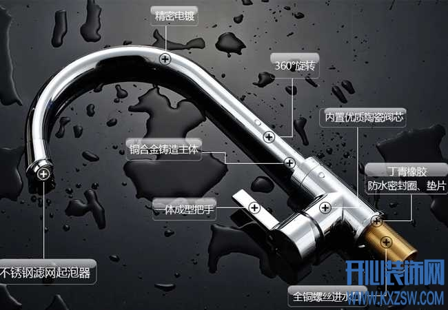 家用水龙头漏水怎么办,厨房水龙头漏水了怎么样维修?