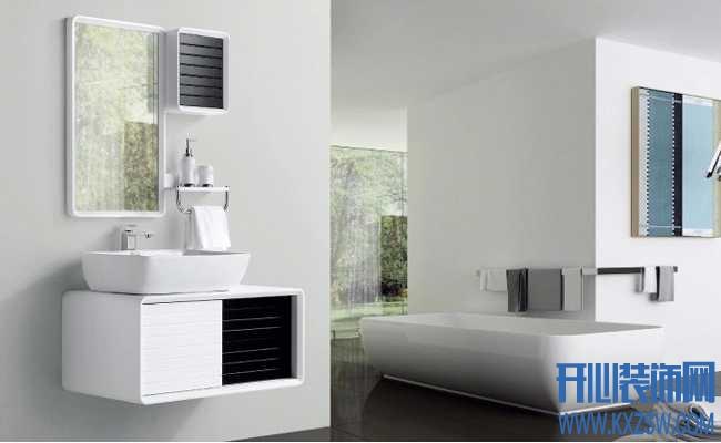 整体浴室柜尺寸,浴室柜高度及台上盆整体浴室柜的尺寸和高度测量