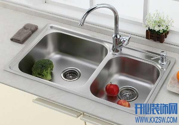 洗菜池堵住了怎么办?厨房水槽防堵有哪些妙招