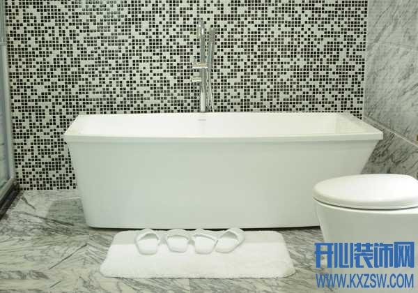 浴缸安装方法有诀窍,浴缸安装图教你3步搞定