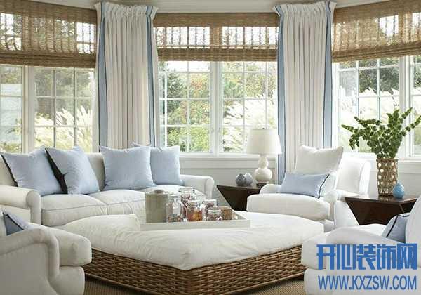 沙发背后的空隙怎么设计?聪明的主人创意利用沙发背后空间