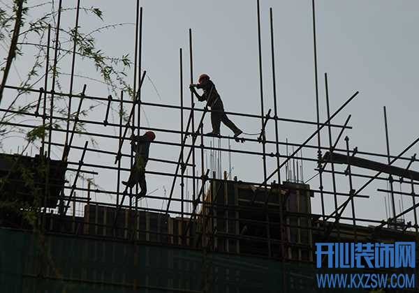 脚手架高度计量由什么决定?农村自建房如何选择脚手架?安装前需要注意什么