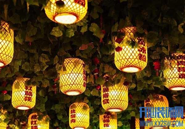 过年挂红灯笼有什么讲究吗?家里挂灯笼风水好不好?灯笼的大小应该怎么定?