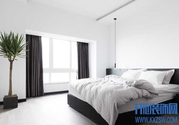 家里装修颜色怎么搭配?房间用黑白灰色好不好