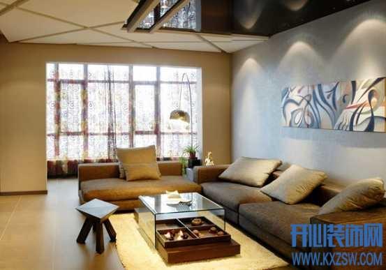 灰色沙发搭配窗帘好看吗?聆听沙发与窗帘的搭配对话