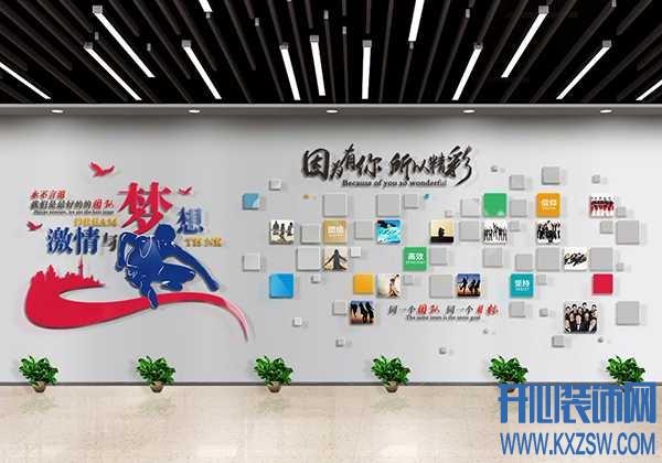 公司一定要设计文化墙吗?企业文化墙内容包含哪些?如何设计出有特色的文化墙