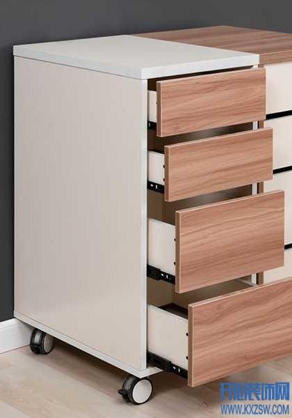 抽屉柜内部怎么清洁?抽屉如何才能卸下来?斗柜抽屉的拆卸技巧