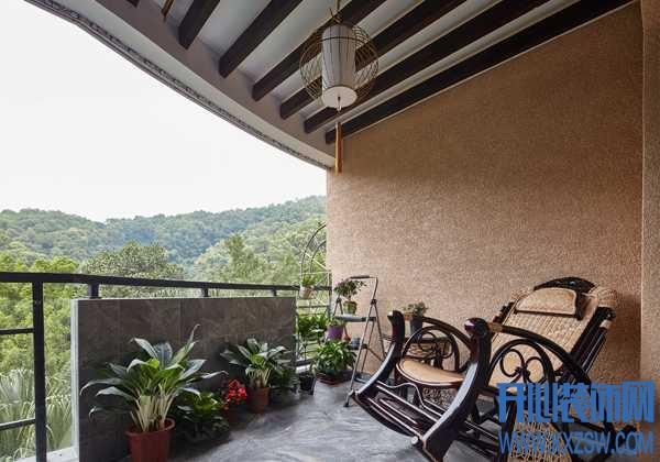 闲置的阳台如何布置才能美出天际,阳台设计不仅仅是为了晒衣服