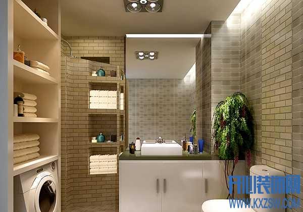 从管、电、砖、顶四个方面,说说卫浴间装修的那些事儿