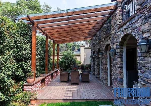 院子有必要做个走廊吗?家里走廊用什么材料好?墙体设计怎么做