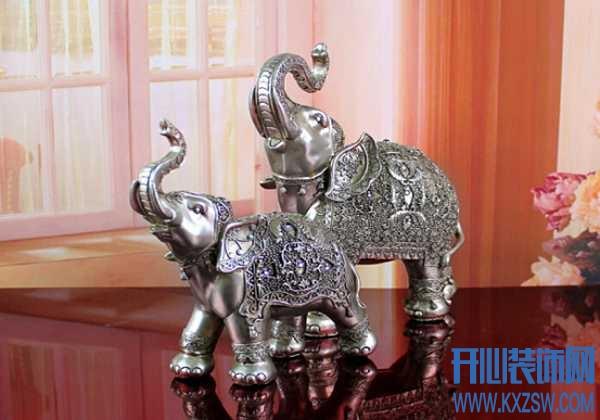 招财大象好运势营造,名利场上势不可挡