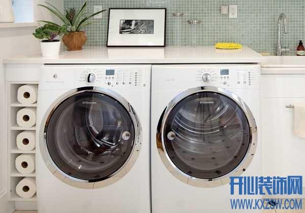 使用已久的洗衣机已经藏污纳垢!洗衣机要怎么清洗消毒