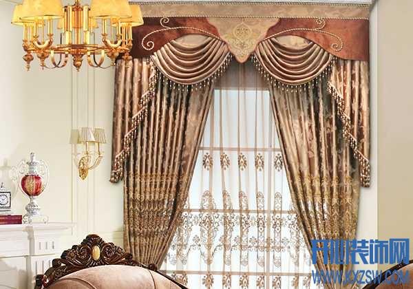 窗幔安装方法,循序渐进的不同窗幔安装方式公开