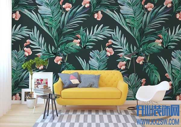 仲夏夜来一场雨林的探索吧!热带植物贴满墙的逼真环境让你始料不及