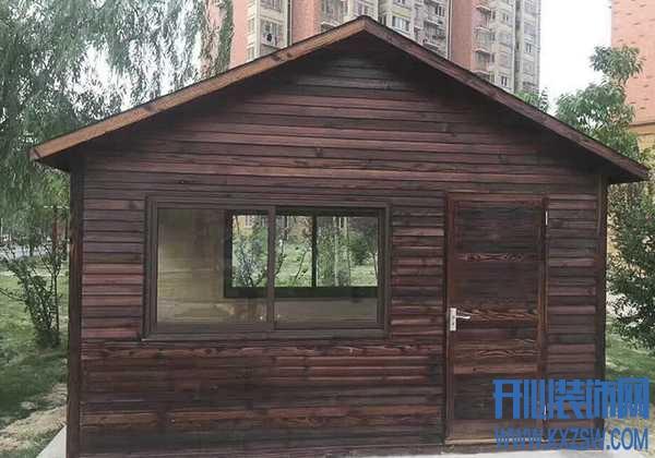 zakka风格装修下的小木屋,藏着岁月静好