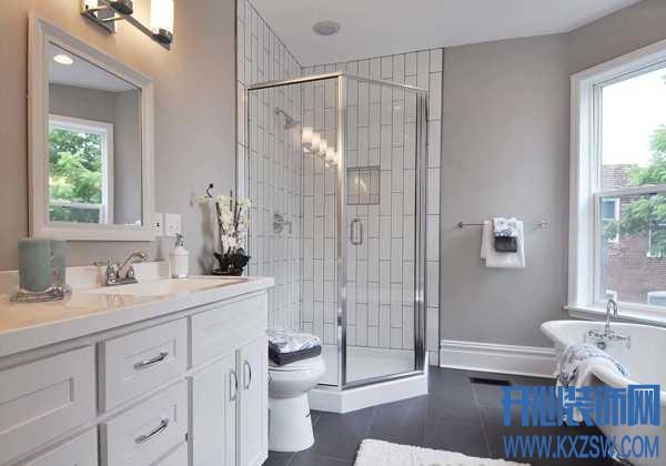 卫生间也要有干净的脸面,淋浴房清洁保养方法大起底