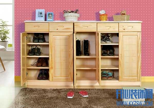 看鞋柜安装图,教你快速完成鞋柜安装