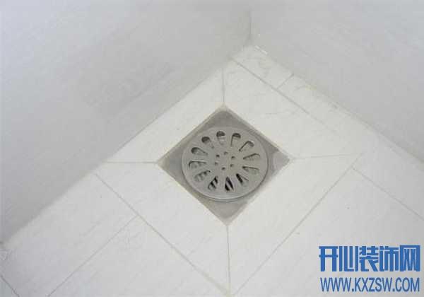 地漏安装位置如何确定?家居中哪些地方需安装地漏措施
