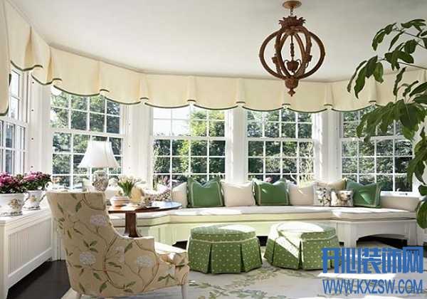 落地窗如何装修?敞亮落地窗与户外空间的亲密接触