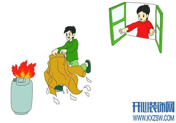 煤气泄漏怎么办,家里煤气泄漏处理方法