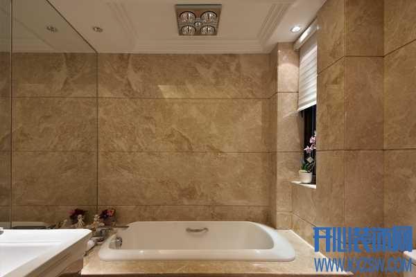 浴室柜与墙之间要留缝隙吗?浴室柜与马桶距离一般是多少?