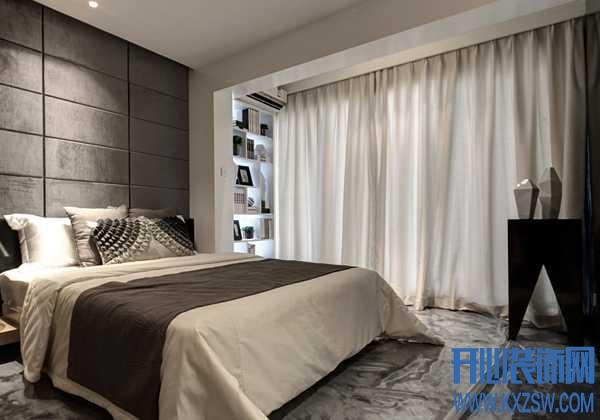 卧室窗帘款式大集锦,不同风格卧室窗帘介绍