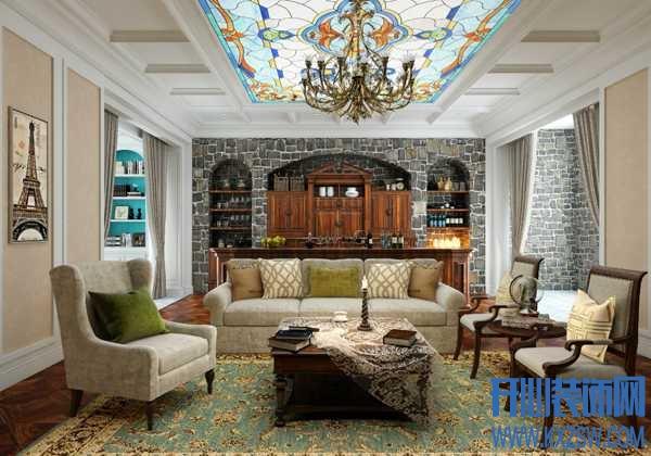 如何搭配新古典餐厅窗帘软饰,浪漫写意人生的专享