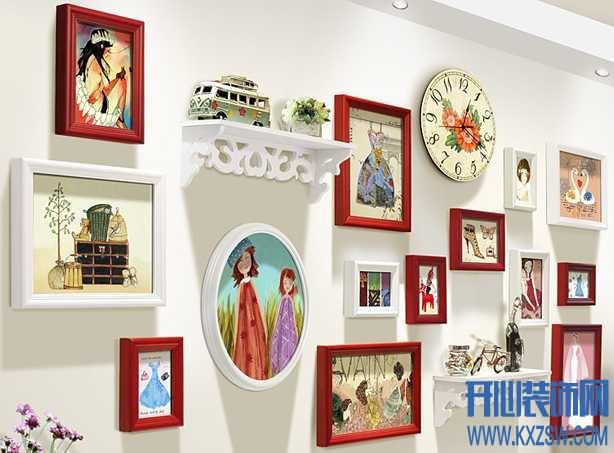照片墙怎么挂,最简单实用的照片墙挂法DIY