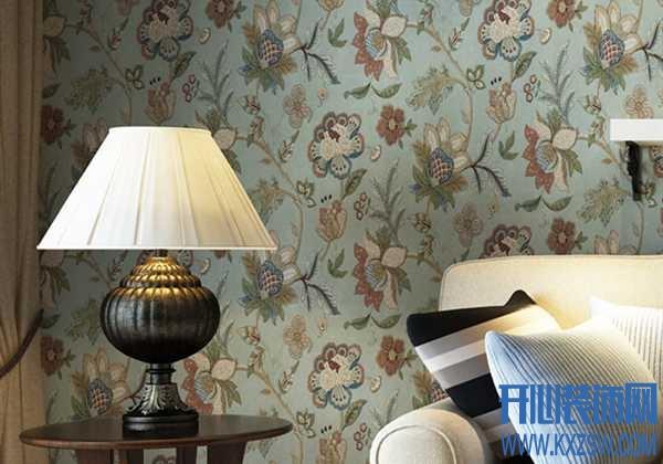 东南亚风格壁纸特点展示,异域东南亚风壁纸搭配品鉴