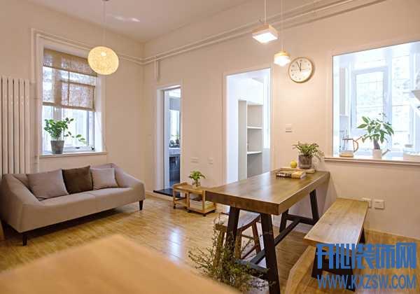 买不起大房子,靠这些布置技巧,小户型住出200平的宽敞感