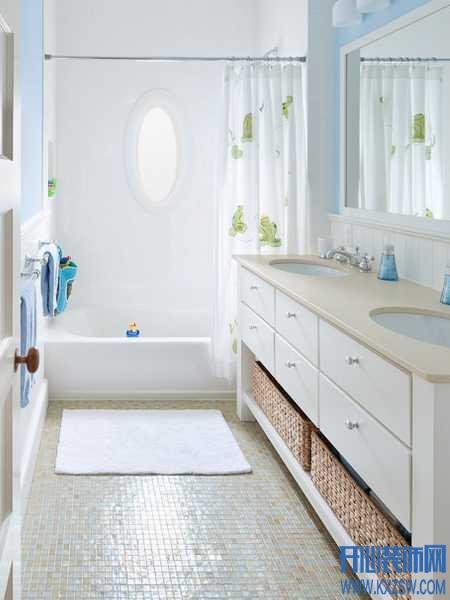 淋浴地垫脏了怎么办?浴室吸水地垫如何清洗