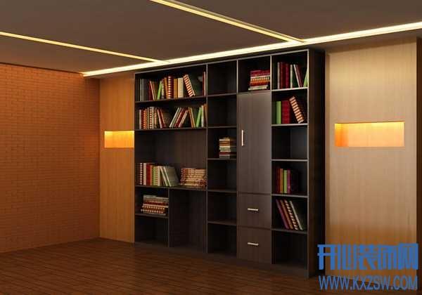 有图有真相!书柜安装图让你秒懂书柜安装