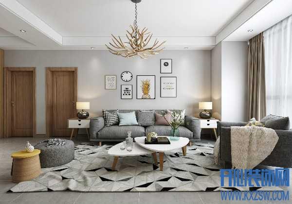 细节设计决定装修成败,4条基本准则决定客厅幸福感