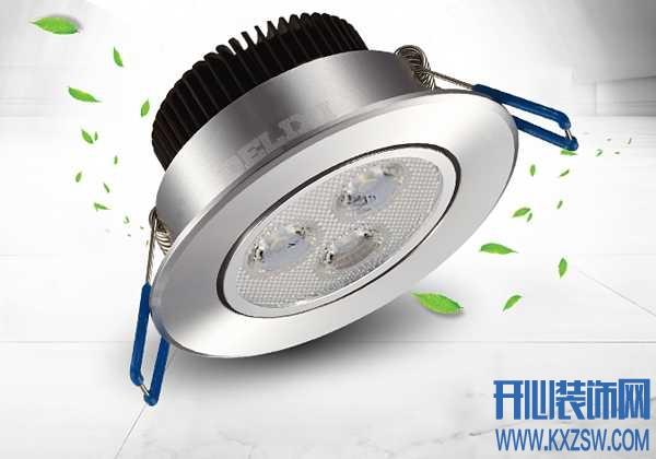 家用筒灯怎么安装——筒灯安装步骤分享