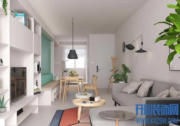 房子小怎样装修?小户型的颜色搭配色和家具布局如何选择