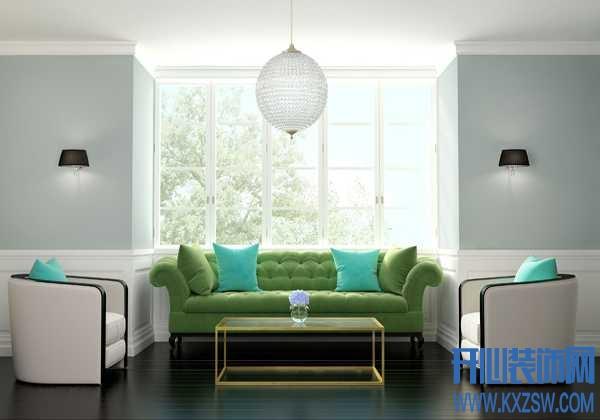 """青睐有加的""""烘托高手"""",壁灯安置高度让客厅熠熠生辉"""
