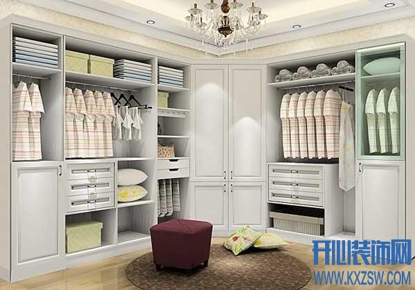 整体衣柜安装——怎么看整体衣柜的安装图解