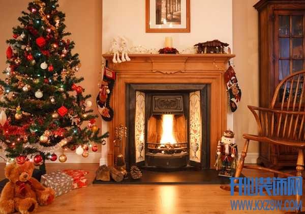 在家里过圣诞怎么布置?家庭圣诞节装饰元素有哪些
