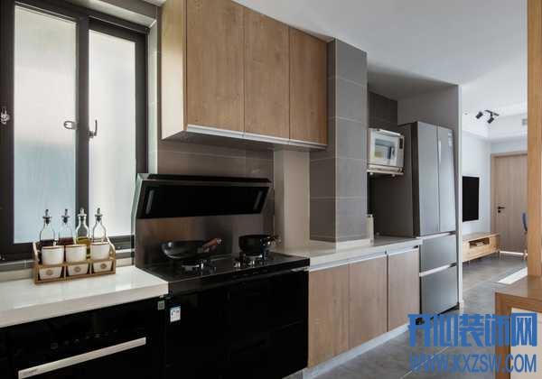 面积小的厨房怎么装修设计?家庭厨房装修遇到的小问题有哪些
