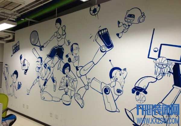 丙烯颜料有哪些优缺点?家里做手绘墙,颜料选哪种好?