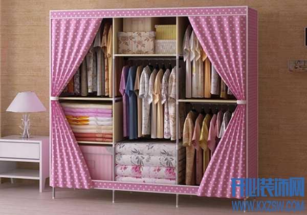 简易衣柜的安装方法是什么?超详细的简易衣柜安装示意图解