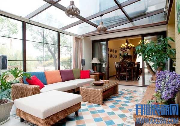 阳光房玻璃安装要注意哪些事项?阳光房安装方法解析