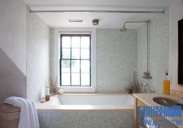 卫浴配件各司其职,浴缸花洒安装有门道